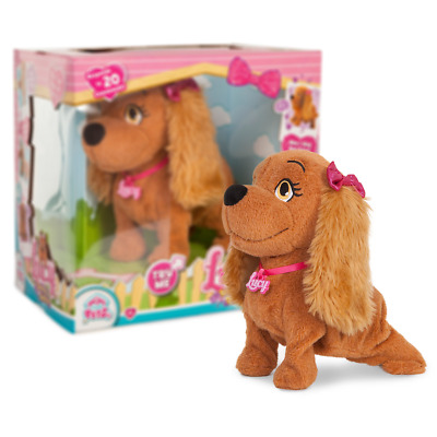 New Club Petz Lucy Dog Sing & Dance Responds To 20 Commands Official
