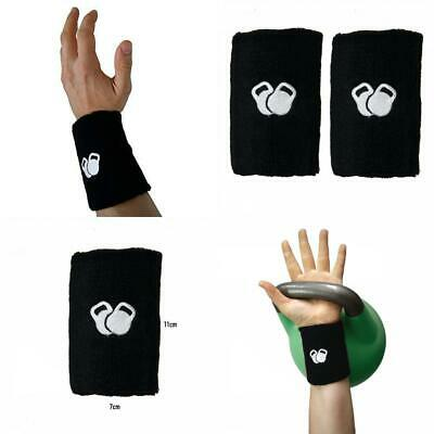 PROTONE Kettlebell wrist and arm guards a pair with slim design with armour insert for protection