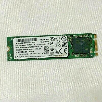 SK HYXIN HFS256G39MND-3510A SC300 256GB M.2 2280 Solid State Drive DELL 07XD6D