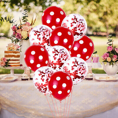 10pcs Balloons Latex Beautiful Prop Balloon Haging Balloon for Gathering Wedding