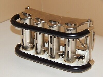 Vintage McGill High Speed Changer 4 Coin  Dispenser  with  Belt Clip Guards