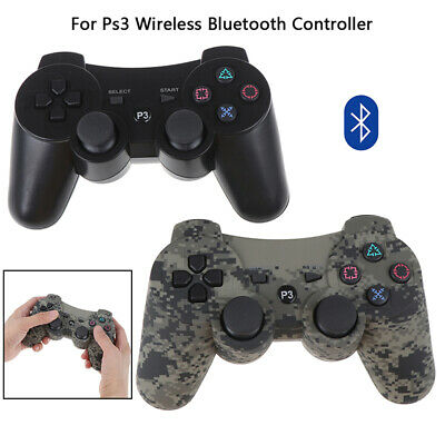 For PS3 Gamepad for Play Station 3 Wireless Bluetooth Controller TS
