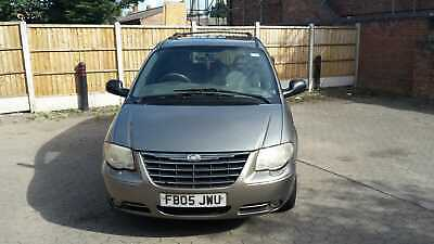 CHRYSLER GRAND VOYAGER 2.8crd LIMITED  XS  STOW 'N' GO  MK4