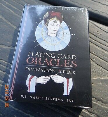 Playing Cards Oracles Divination Fortune Tarot Deck Game New