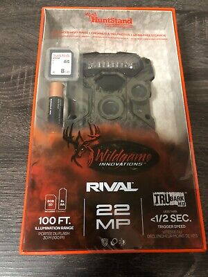Sealed Wildgame Innovations Rival Cam 22 MP Game Camera