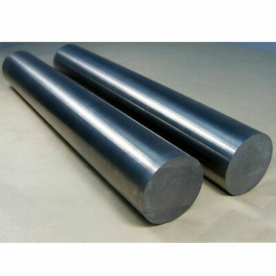 "14 MM (.551) x 6"" Stainless Steel Round Rod, Bar 303"