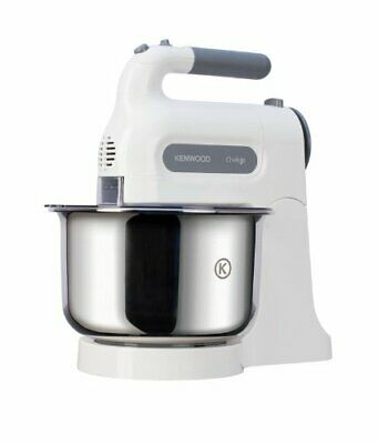 Kenwood Chefette HM680 Hand Mixer with Bowl - White