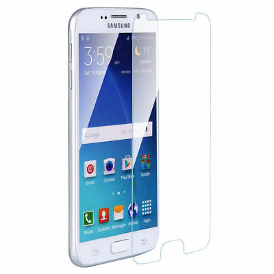 Tempered Glass Film Screen Protector Cover For Samsung Galaxy J5 J7 Pro J7 Prime