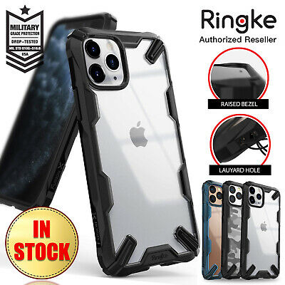 iPhone 11 Pro Max Case RINGKE FUSION X Heavy Duty Shockproof Cover for Apple