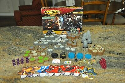 Heroscape Dungeons & Dragons Battle For The Underdark Master Set 100% Complete