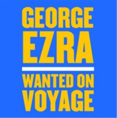 George Ezra-Wanted On Voyage (US IMPORT) CD NEW