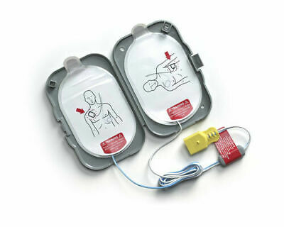 New Philips AED HeartStart FRx Training Pads II AED trainer