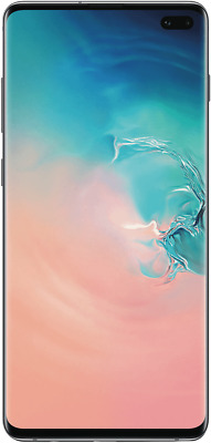 NEW Samsung 1091005336 Galaxy S10 Plus 128GB Prism White