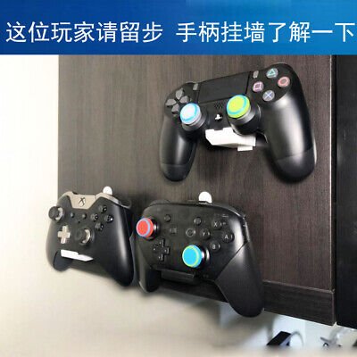 Wall Mount For Playstation 4 PS4 Controller Gamepad Joystick Wall Bracket Holder