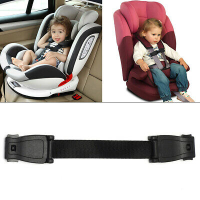 Car Seat Buggy Highchair Safety Harness Strap Lock Anti Escape Child Chest Clip