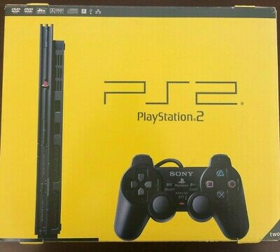 Sony PlayStation 2 Boxed - USED