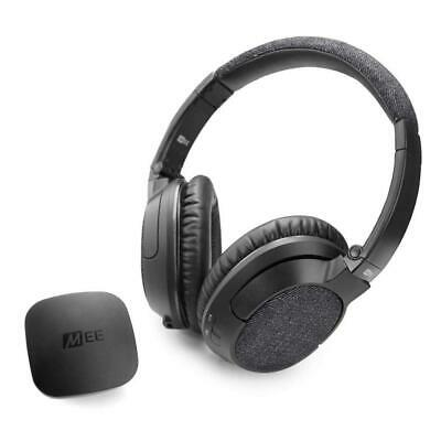MEE audio Connect Bluetooth Wireless Headphone System for TV - Includes Black