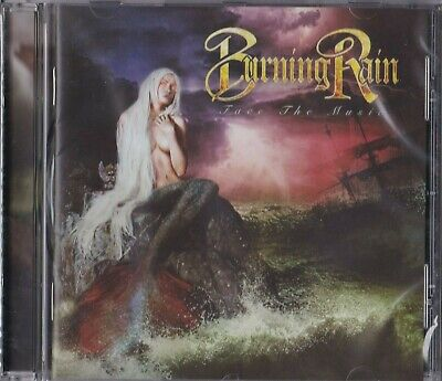 BURNING RAIN - Face the music ( 2019 Frontiers cd / Brand new & sealed)