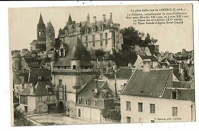 CPA-Carte Postale -FRANCE Loches - Panorama  VM6378