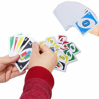 Family Entertainment Board Game UNO Fun Poker Playing Cards Puzzle Games GN
