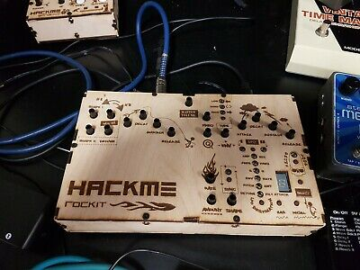 Hackme Rockit wavetable synth