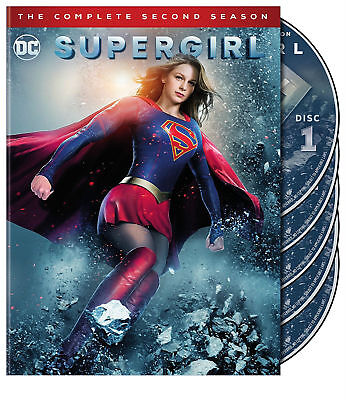 Supergirl The Complete First and  Second Season (DVD)