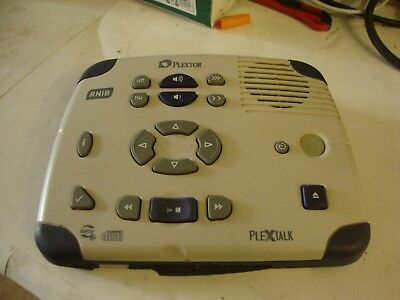 Plextor Rnib Plextalk Cd Player Fad8 Kha27 Usm198