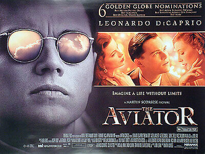 The Aviator (Double Sided) Original Movie Poster