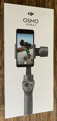 DJI Osmo Mobile 2 - Smartphone Gimbal (Mint Condition) Plus Bonus Stand