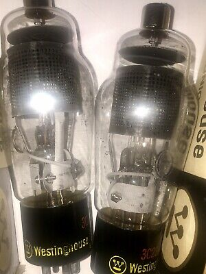 3C23 PAIR DATE MATCHED TUBES Westinghouse Thyratron Gas filled Vacuum tube