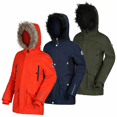 Regatta Proktor Boys Waterproof Parka
