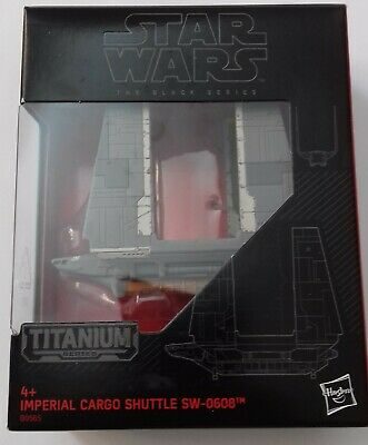 Star Wars The Black Series Titanium The Fighter #31