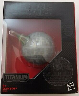 Star Wars The Black Series Titanium The Fighter #33