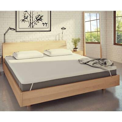 Panda Memory Foam Bamboo Mattress Toppers Available in 4 Sizes