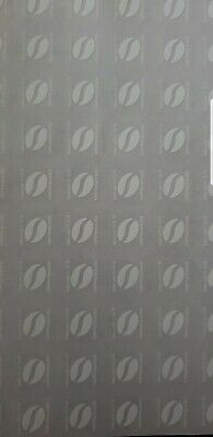 Mcdonalds Coffee Uv Light 300 Loyalty White Stickers – 50 Cups Exp 31-12-19