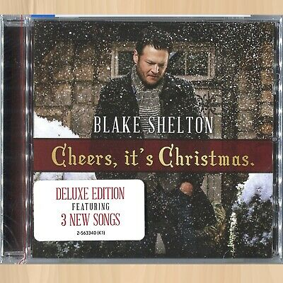 Blake Shelton Cheers Its Christmas.Blake Shelton Cheers It S Christmas 2017 Edition New Cd