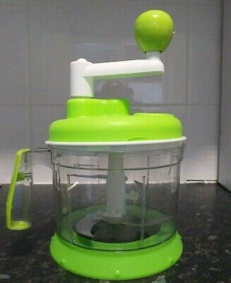 Manual Hand Operated Multi-function Kitchen Food Processor Mixer Blender Chopper