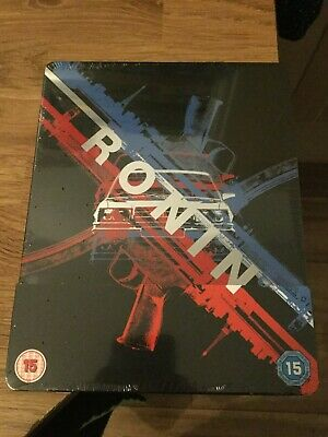 Ronin Limited Edition Blu Ray Steelbook (New/Sealed)De Niro