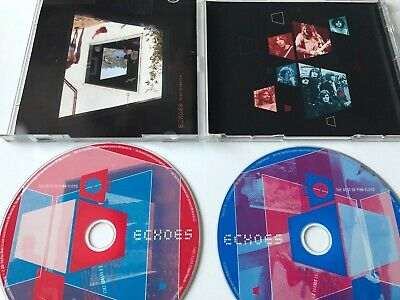 Pink Floyd - Echoes - The Best Of Pink Floyd - 2 CD Picture Discs
