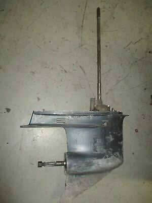 """Yamaha 150hp 2 stroke outboard lower unit with 25"""" shaft"""