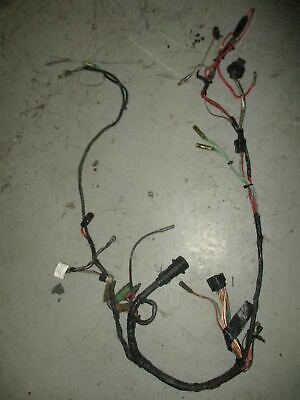 Yamaha 150hp 2 stroke outboard engine wiring harness (6R3-82590-12-00)