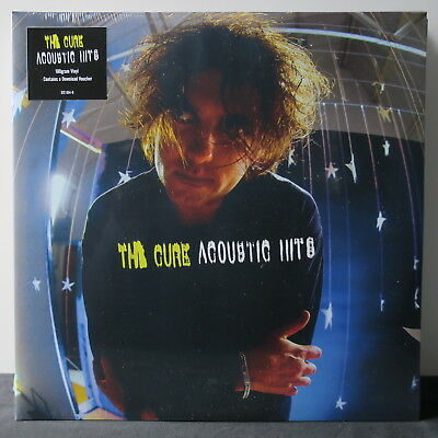 CURE 'Acoustic Hits' 180g Vinyl 2LP + Download NEW/SEALED