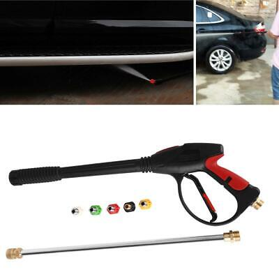 CA High Pressure Power Water Gun Spray Nozzle Car Wash Garden Cleaning Tool