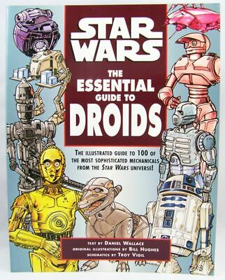 Star Wars The Essential Guide to Droids - Ballantine 1999