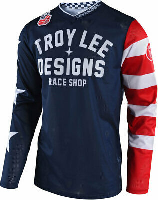 Troy Lee Designs GP Air Americana Motocross Jersey