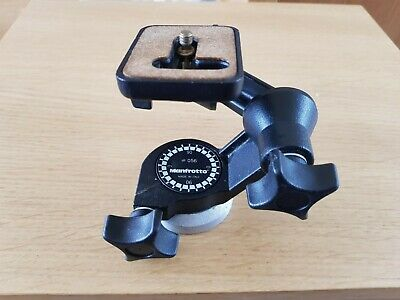 Manfrotto 3D Pan/Tilt Head #56, used but in very good condition
