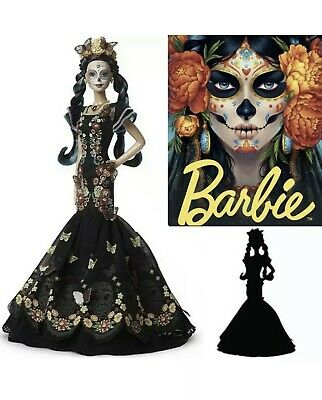 Dia De Los Muertos Barbie Day Of The Dead Doll Preorder 2019 Confirmed