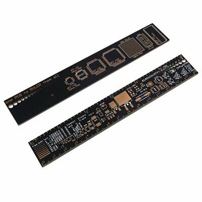 15cm Multifunctional PCB Reference Measure Ruler for Electronic Engineer Arduino