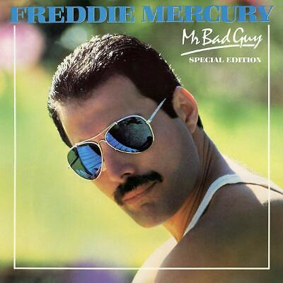 Freddie Mercury - Mr Bad Guy (2019 Special Edition) CD ALBUM NEW (11TH OCT)