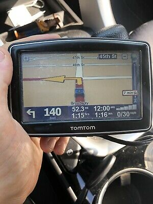 TomTom XL GPS, 4.5' Screen, Used & in Excellent Condition